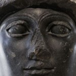 sumerian head