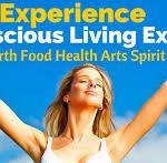 Speaker at Conscious Living Expos