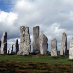 Image for article about stone megaliths and the solstice and equinox