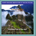 Earth Healing at Machu Picchu CD
