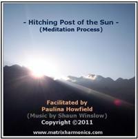 Hitching-Hitching Post of the Sun - Machu Picchu Meditation Process CD-Cover