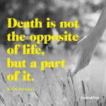 Archived Articles Changing our view of Death