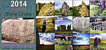 Stone Circles Calendar 2014