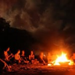 storytelling at fires helps us transmute our energies with fire