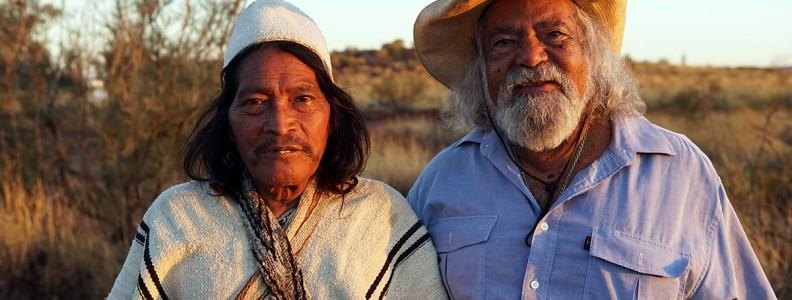 Uncle-Bob-Kogi-Elder-discussing the balance of nature