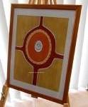 Golden Medicine Wheel