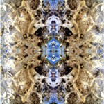 Blue Deva 2 photo-art limited edition prints