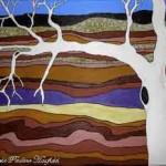 'White Gum at Karjini Canyon' limited edition prints