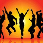dancing to connect helps us have fun, heal and feel our spirit