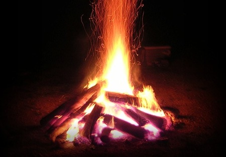 Transmute our energies with FIRE