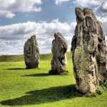 Stone circles and monuments