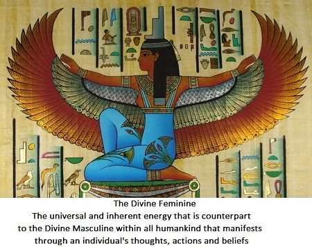 Evidence of The Divine Feminine - Matrix Harmonics