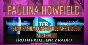 Header for Conference interview with Paulina Howfield