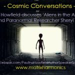 cosmic conversation about aliens in the afterlife