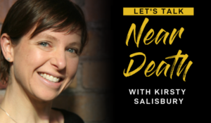 Conferences talks and interviews Paulina Howfield discusses her NDE with lets talk death