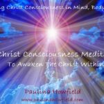 Christ activation meditation for the epiphany image