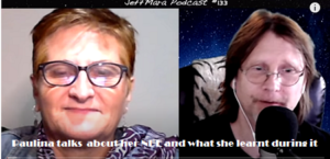 Conferences talks and interviews - paulina howfield talks with jeff mara